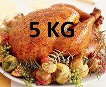 05 kg Gevulde hele kalkoen ovenklaar